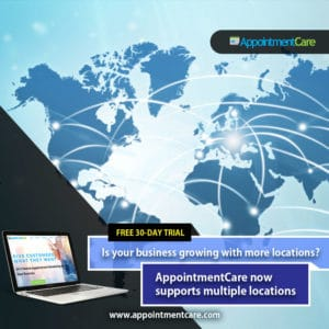 AppointmentCare Multi Location Feature