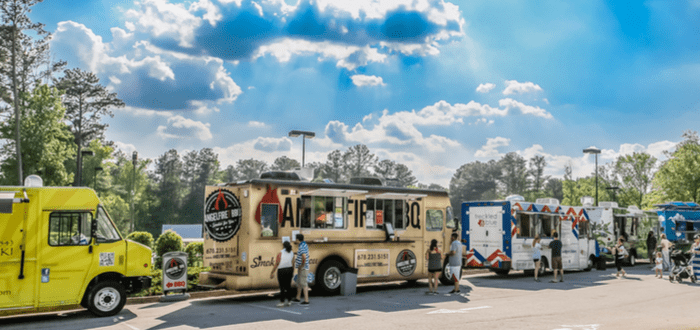 Appointment Scheduling and Food Trucks