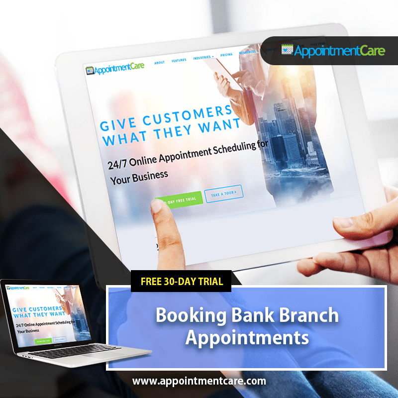 Booking Bank Branch Appointments
