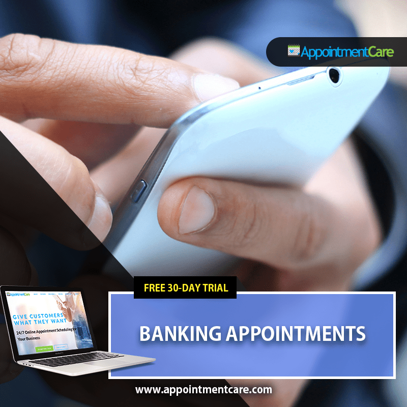 Banking Appointments Made Easy