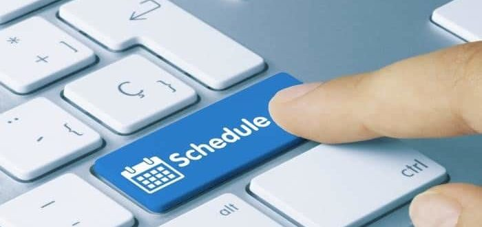 Timely Reminders for Appointment Scheduling