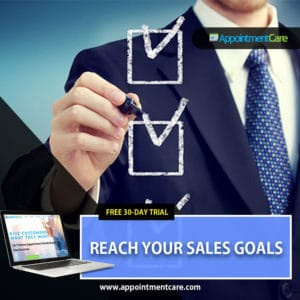 Reach Your Sales Goals